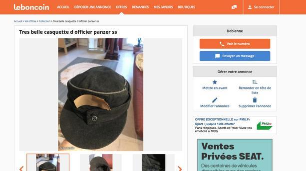 Le Bon Coin Présente Ses Excuses Après La Mise En Vente D dedans Le Bon Coin57
