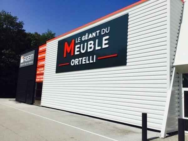 Le Géant Du Meuble Ortelli : Votre Spécialiste Du Mobilier dedans Le Geant Du Meuble