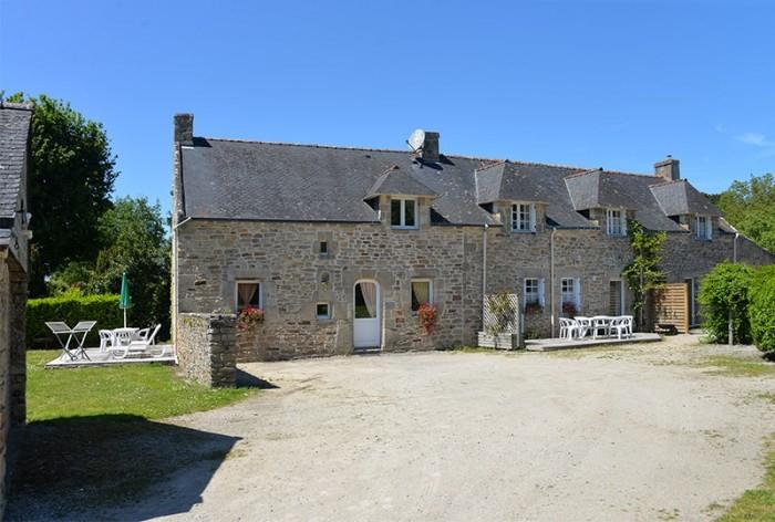 Le Gîte De La Longère En Bretagne, Golfe Du Morbihan à La Longere De Mane Tanguy