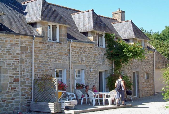 Le Gîte De La Longère En Bretagne, Golfe Du Morbihan concernant La Longere De Mane Tanguy