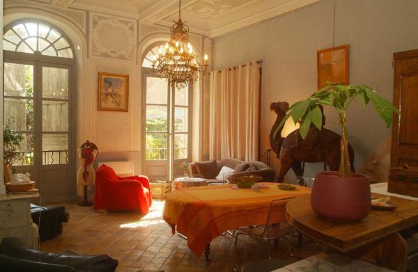 Le Jardin De Marie : Présentation - Chambre D'Hôtes Aix-En concernant Chambre D Hotes Aix En Provence