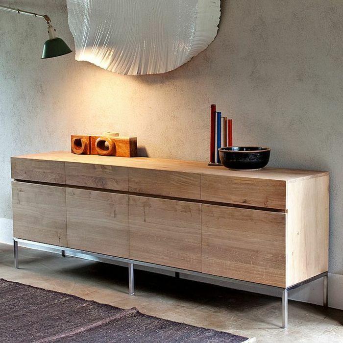 Le Meilleur Bahut Moderne En 53 Photos Pour Vous Inspirer concernant Meuble De Salle A Manger Ikea