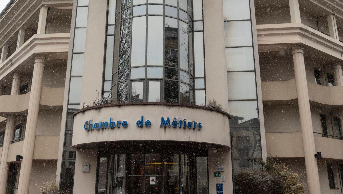 Le Président De La Chambre Des Métiers De Haute-Savoie Est pour Chambre Des Metiers Auxerre