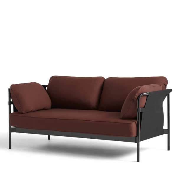 Le Sofa Can : Sofa 2 Ou 3 Places, Et Fauteuil - Hay dedans Sofa 3 Places