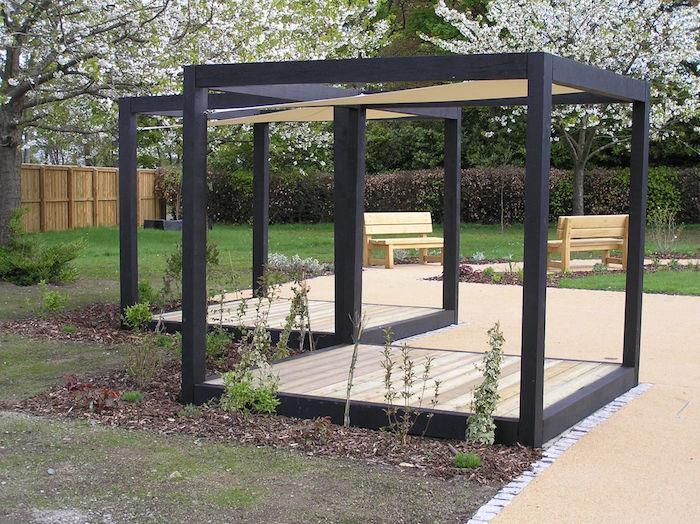 Le Top Des Abris De Jardin – 45 Idées Design - Archzine.fr à Abri De Jardin Métal Pas Cher