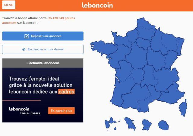 Leboncoin Propose De Jouer Les Tiers De Confiance Avec Un tout Le Bon Coin54