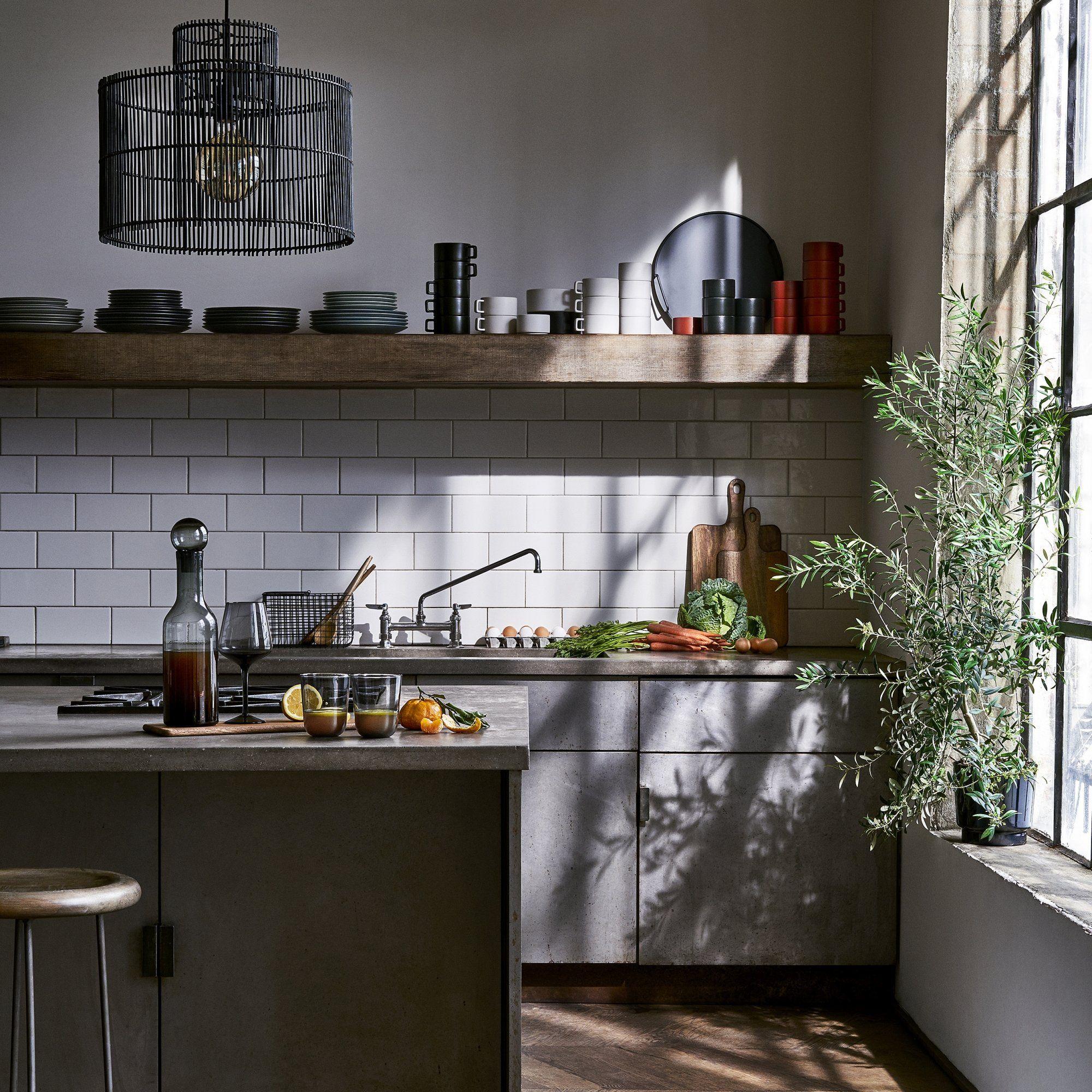 Les 10 Tendances Déco Que L'On Va Voir Partout En 2019 intérieur Refaire Sa Cuisine Sans Changer Les Meubles
