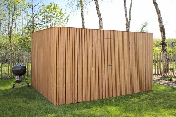 Les Abris De Jardin Modernes De Woodstar | Houten intérieur Abri De Jardin Contemporain
