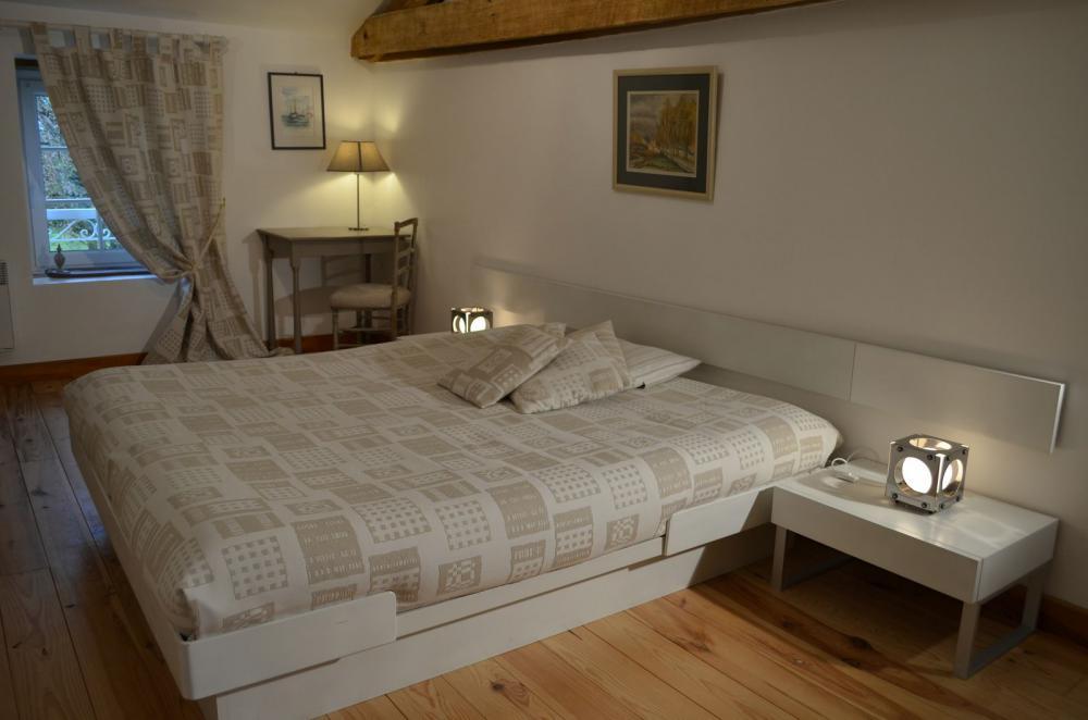 Les Chambres : Chambres D'Hôtes - Bed And Breakfast La dedans Rentabilité Chambre D Hote