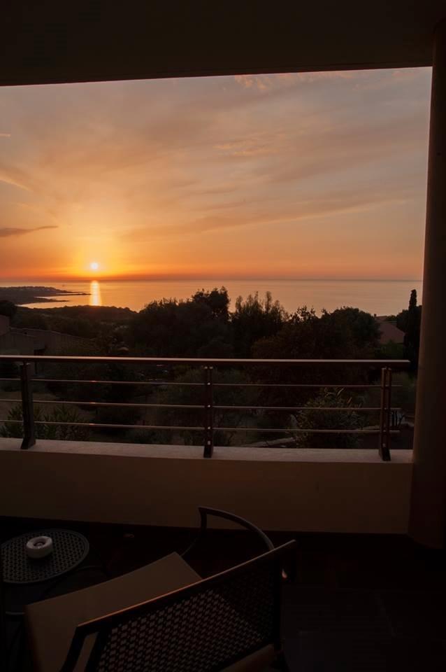 Les Chambres | Hotel Davia À Ile-Rousse à Chambre D Hote Ile Rousse