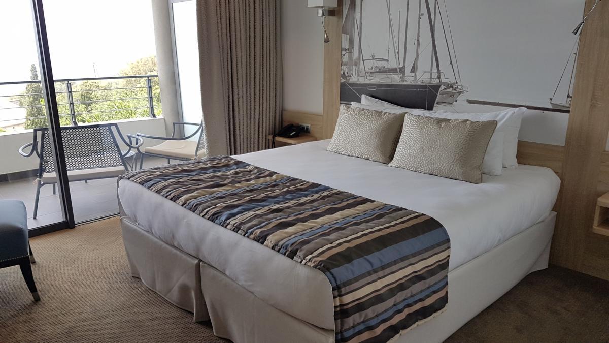 Les Chambres | Hotel Davia À Ile-Rousse pour Chambre D Hote Ile Rousse