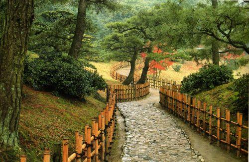 Les Clôtures Japonaises Traditionnelles (1) (Avec Images destiné Modele Jardin Japonais
