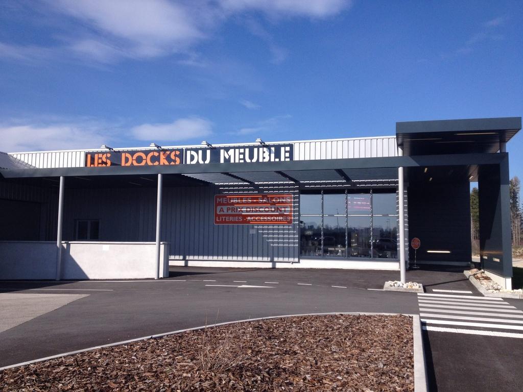 Les Docks Du Meuble - Magasin De Meubles, 4 Bis Rue Des intérieur Dock Du Meuble