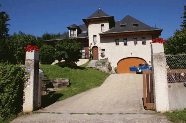 Les Irisynes, Chambre D'Hôte À Aix Les Bains, Savoie 73 avec Chambre D Hote Chambery