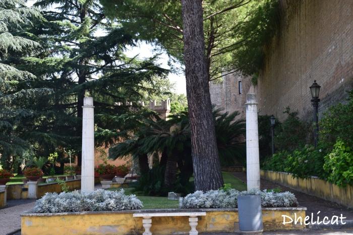 Les Jardins Du Vatican #7, | Dhelicat avec Les Jardins De Lourdes
