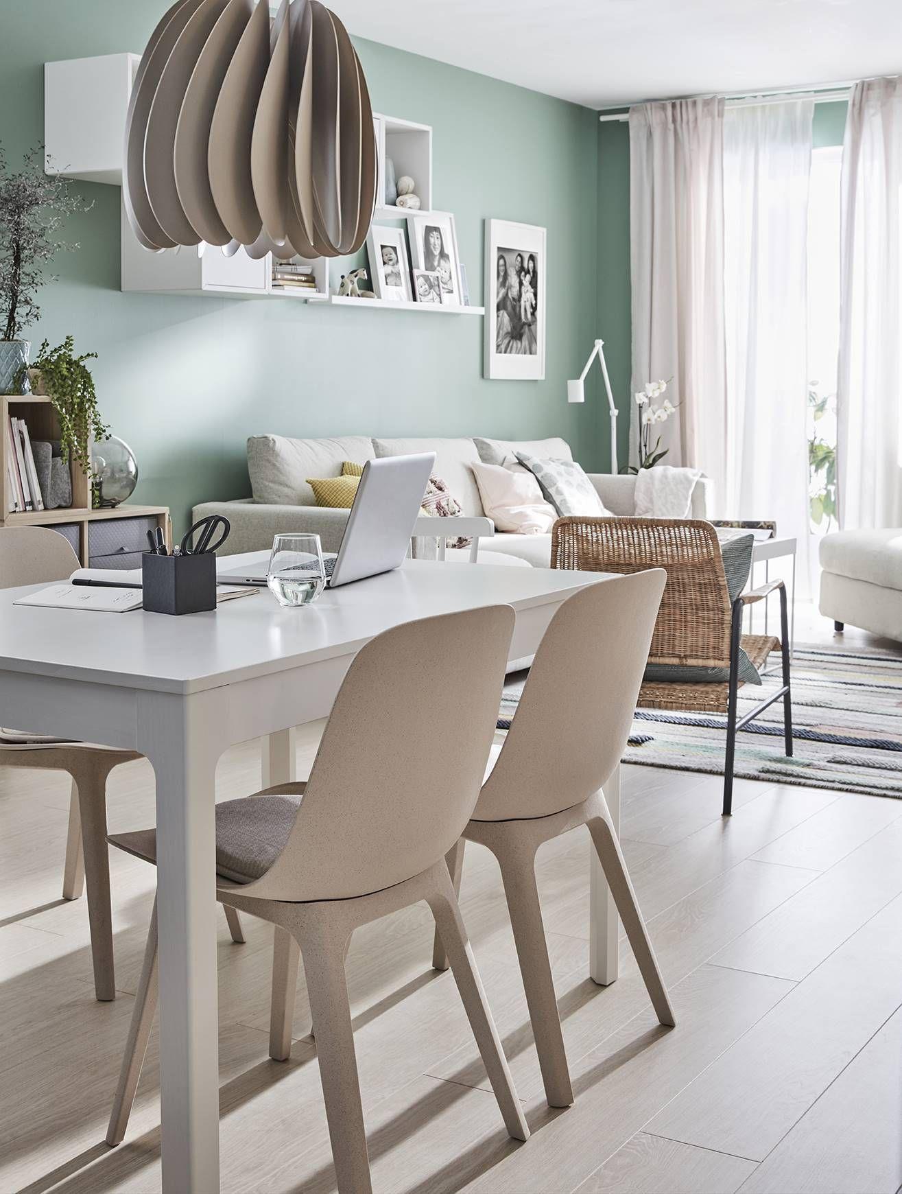 Les Premières Images Du Catalogue Ikea 2020 (Édition D'août intérieur Tables Salle À Manger Ikea