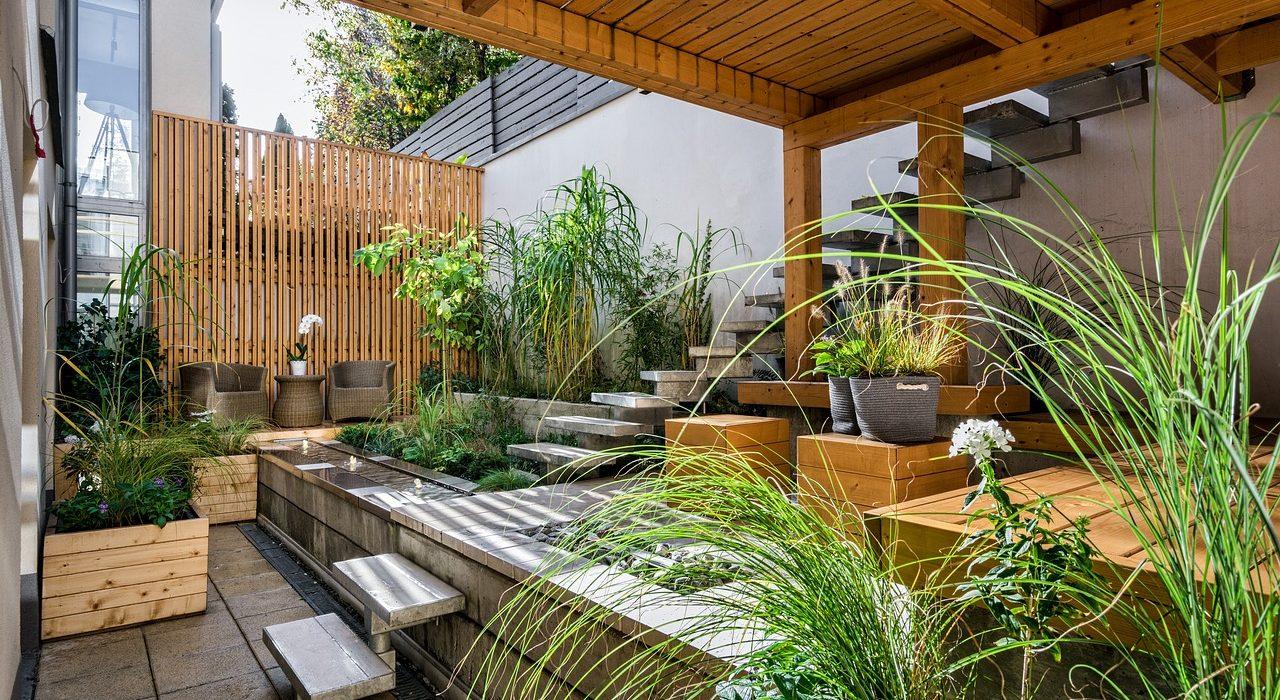 Les Terrasses : Types Et Modèles encequiconcerne Modele Terrasse
