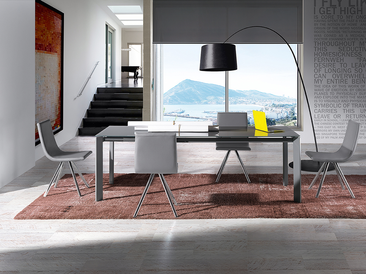 Link - tout Table Salle A Manger Extensible Fly
