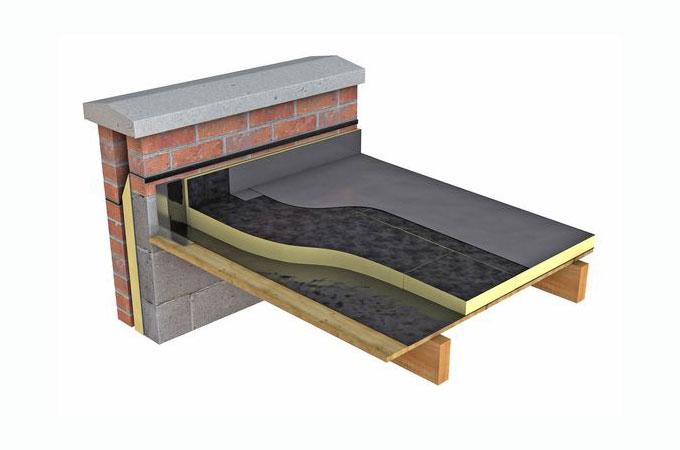 L'isolation D'un Toit Terrasse pour Toiture Terrasse Accessible