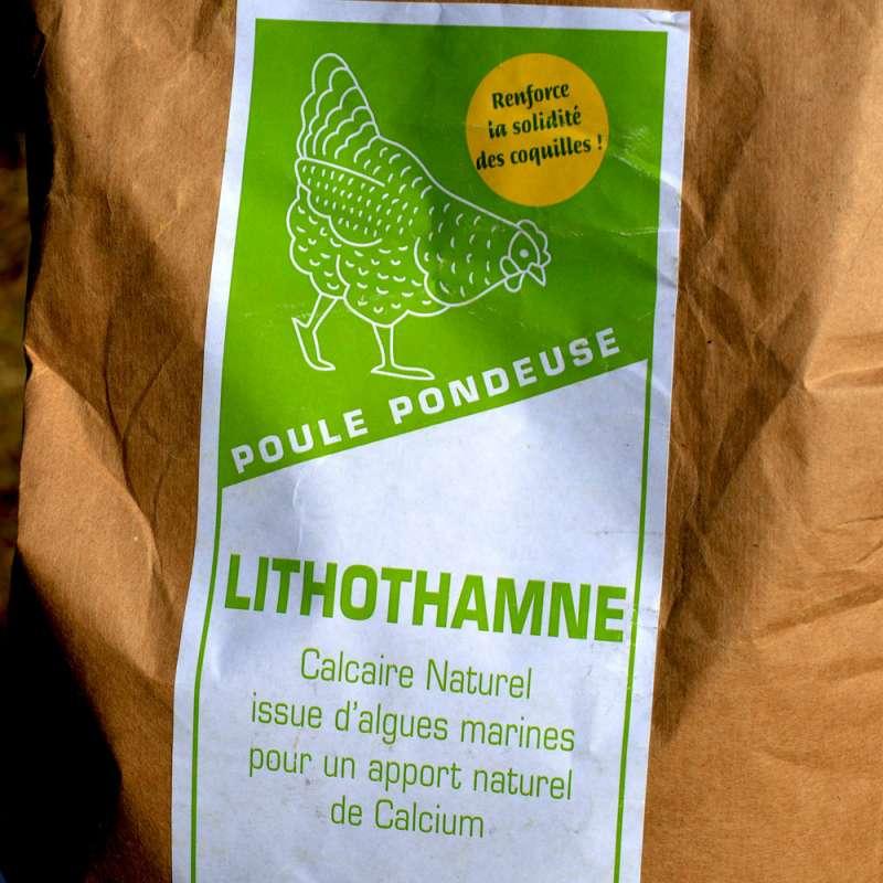 Lithothamne Pour Alimentation Animale. Sac De 5 Kg à Lithothamne Jardin