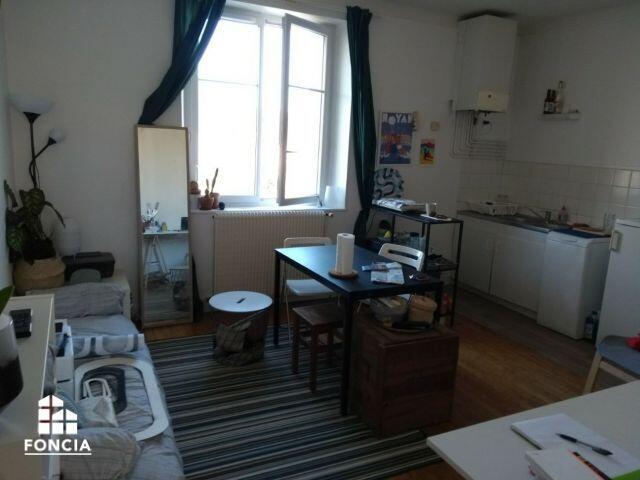 Location Appartement 2 Pièces Rennes Nord Saint-Martin à Location Meublée À Rennes