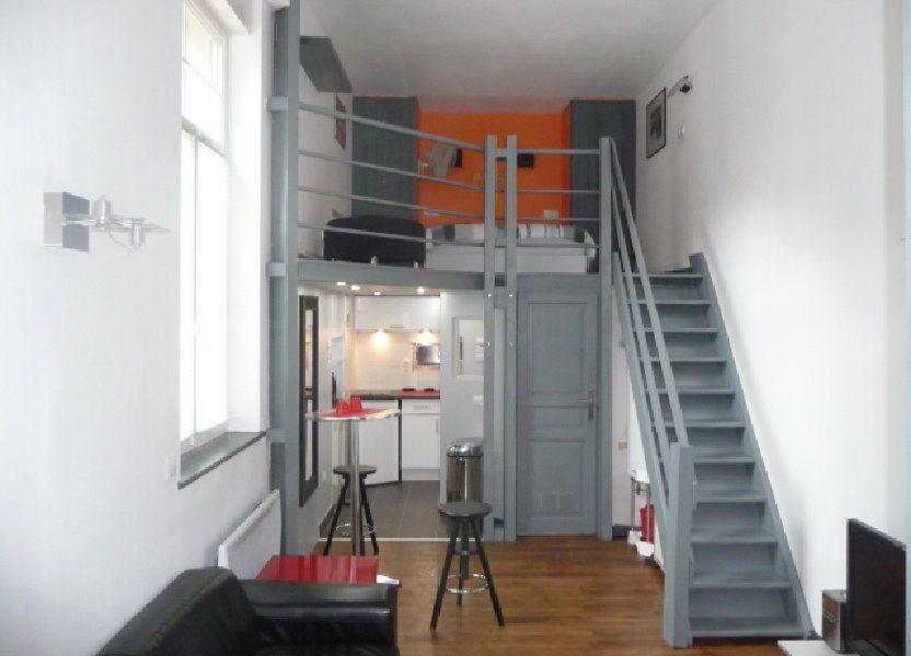 Location Appartement, 32.54 M² T-2 À Nancy, 527 € | Orpi avec Location Meublée Nancy