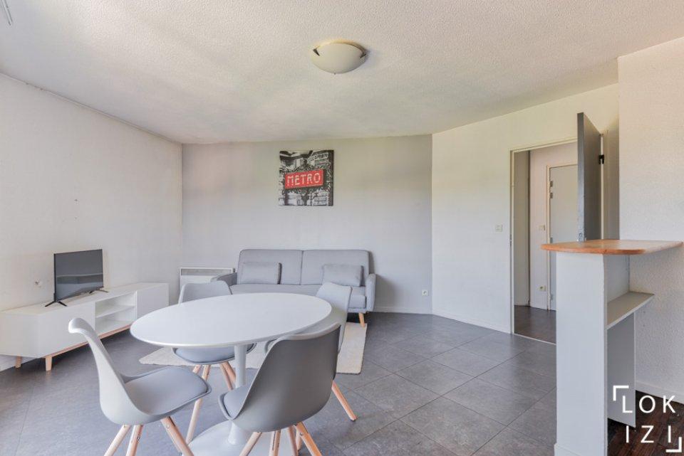 Location Appartement Meublé 43 M² À Bry-Sur-Marne (94 avec Sci Et Location Meublée