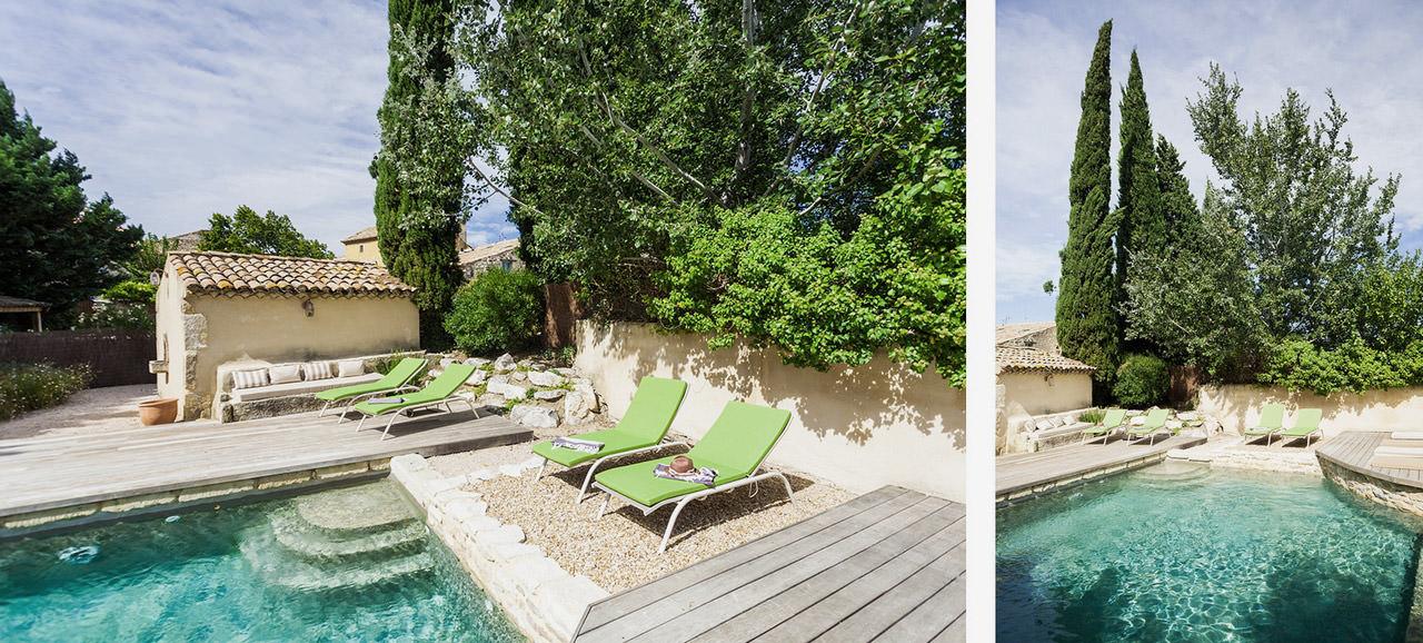 Location Chambre D'Hotes En Provence Dans Un Endroit Calme pour Chambre D Hote Porquerolles