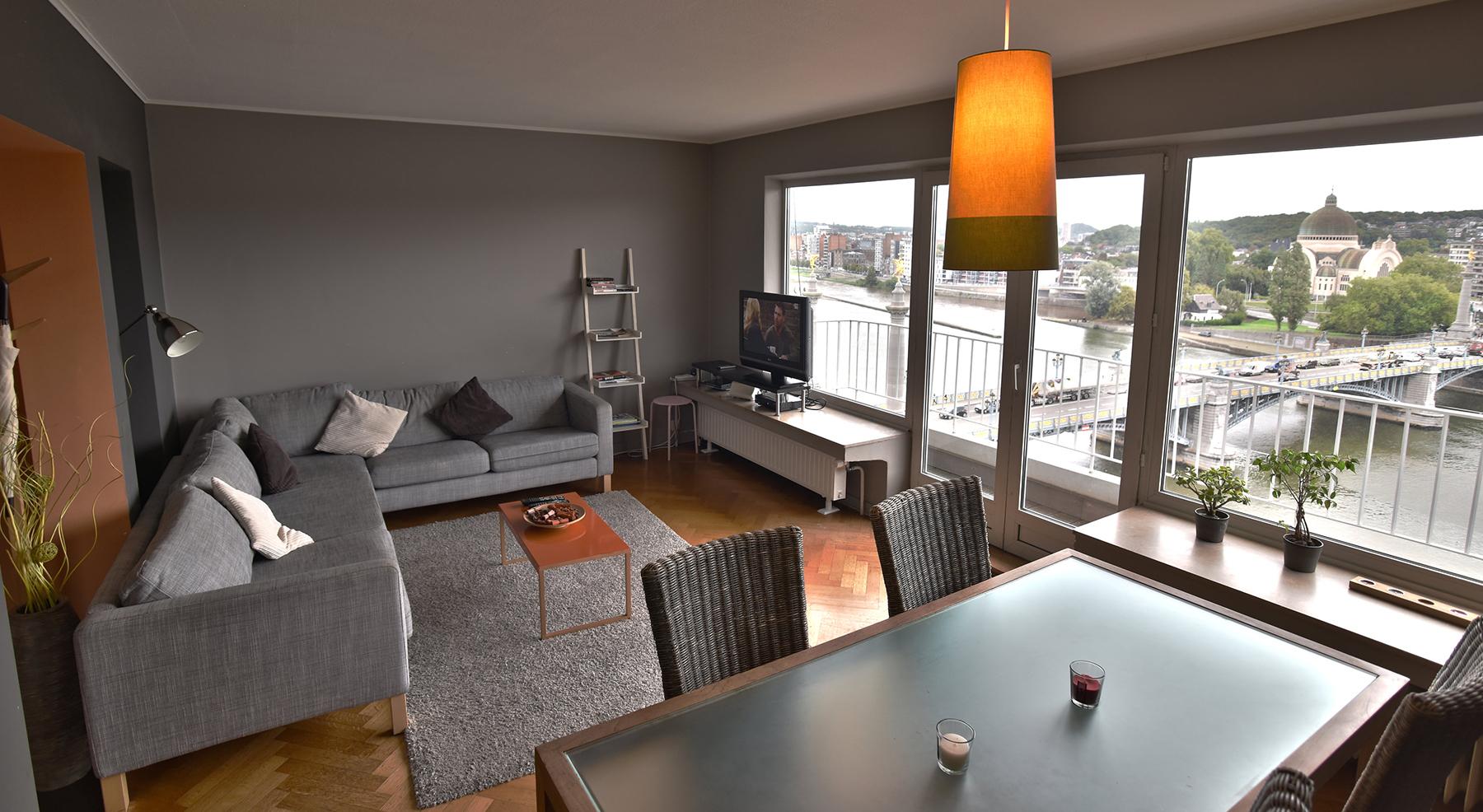 Location Courte Durée À Liège | La Renommée avec Location Meublée Courte Durée