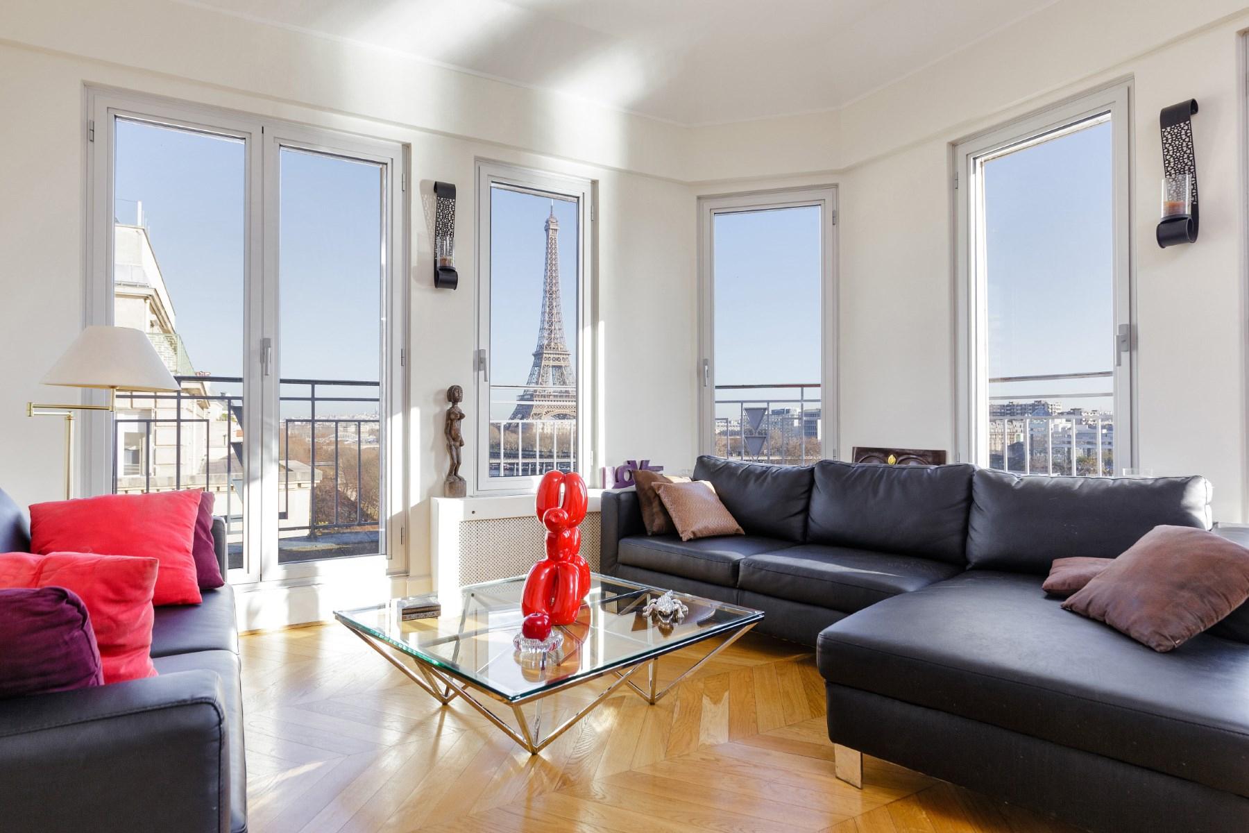 Location En Courte Durée À Paris : Des Biens De Luxe destiné Location Meublée Courte Durée