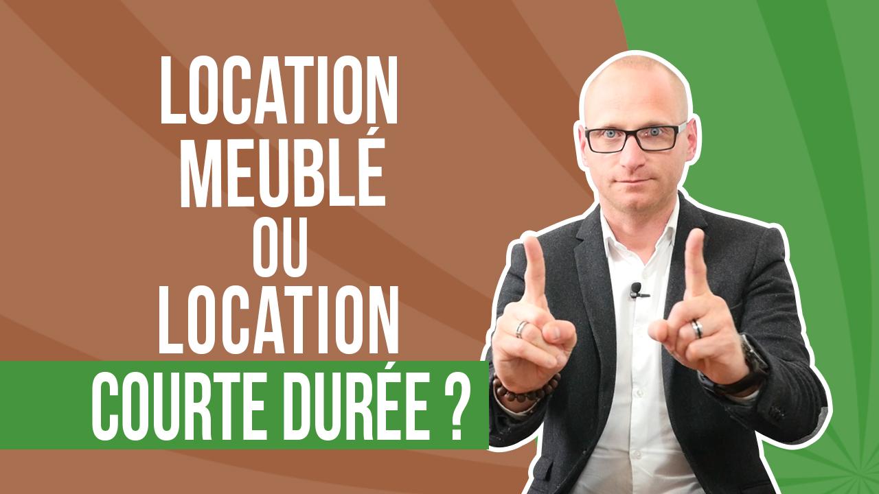 Location Meublée Ou Location Courte Durée ? | Louer En destiné Location Meublée Courte Durée