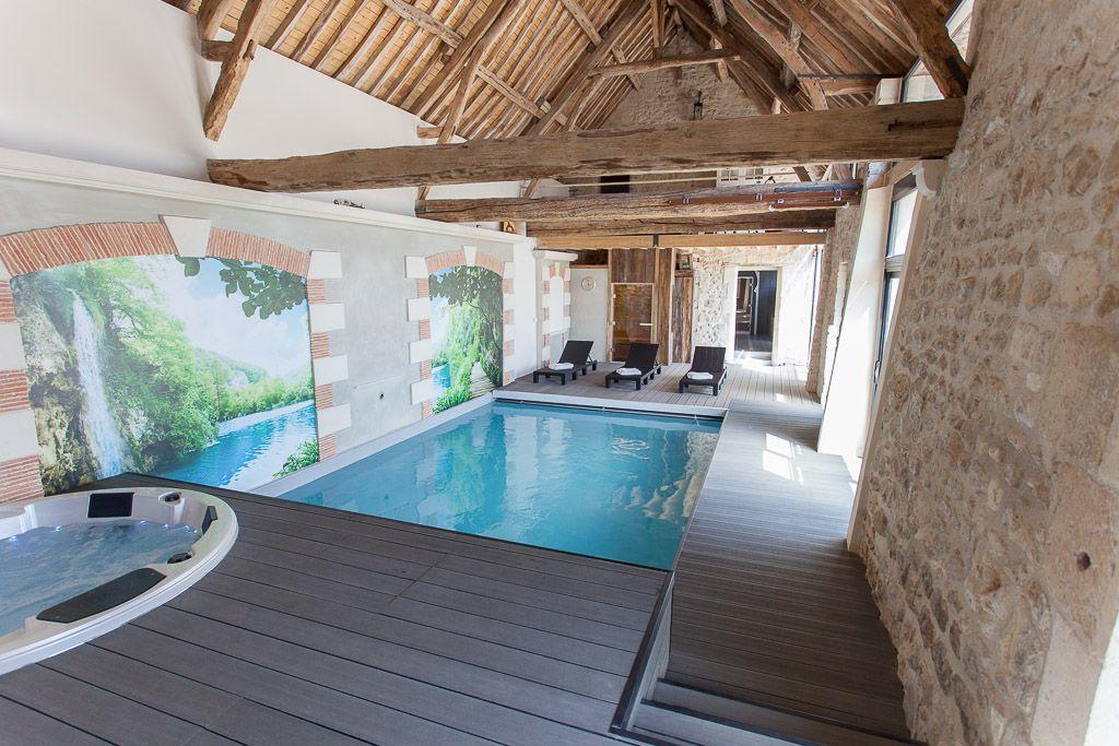 Location Vacances Gîte Noyant-Et-Aconin: Espace Bien-Être encequiconcerne Chambre D Hote Langogne