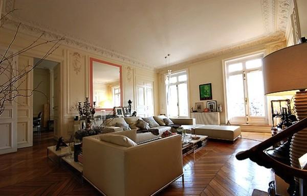 Loft D'Exception Avec 1 Chambre À Louer En Courte Durée concernant Location Appartement Luxe Paris Courte Durée