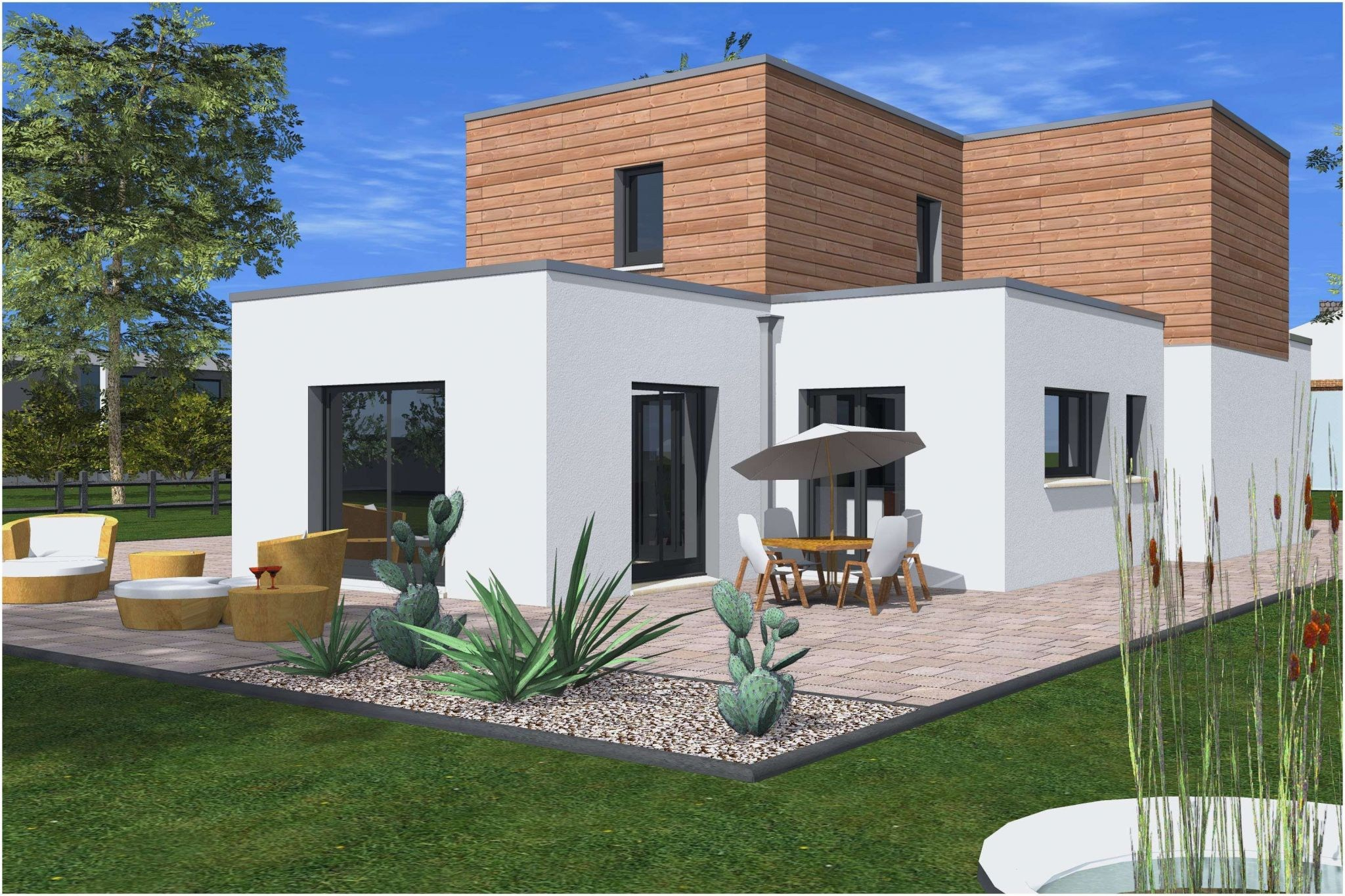 Logiciel De Plan De Maison 3D Gratuit Logiciel Gratuit pour Logiciel Jardin 3D