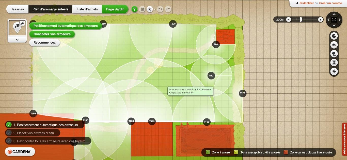 Logiciel Gestion Jardin | Logiciels Jardins Le Guide pour Logiciel Plan De Jardin