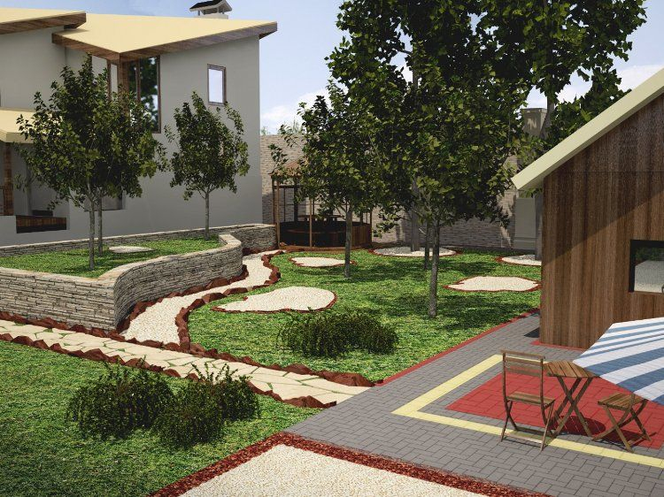 Logiciel Gratuit Plan Jardin 3D : 20 Idées De Logiciel serapportantà Logiciel Paysagiste Gratuit 3D