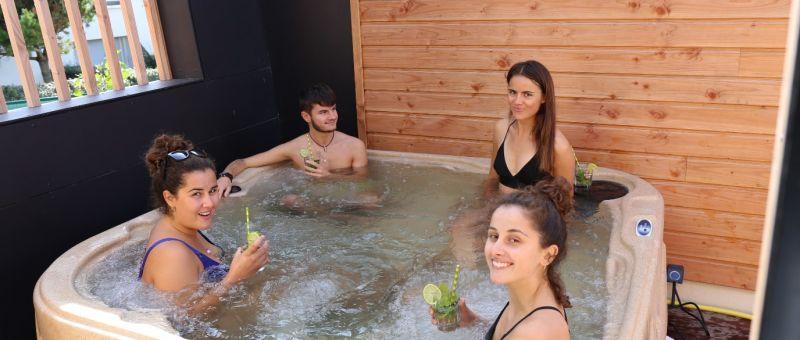Louer Une Maison À Côté De La Plage, Adossée À Un Camping pour Louer Une Chambre Chez Soi