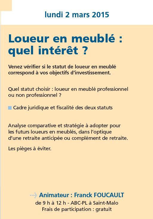 Loueur En Meublé : Quel Intérêt ? - Aga Abcpl encequiconcerne Loueur En Meublé Non Professionnel