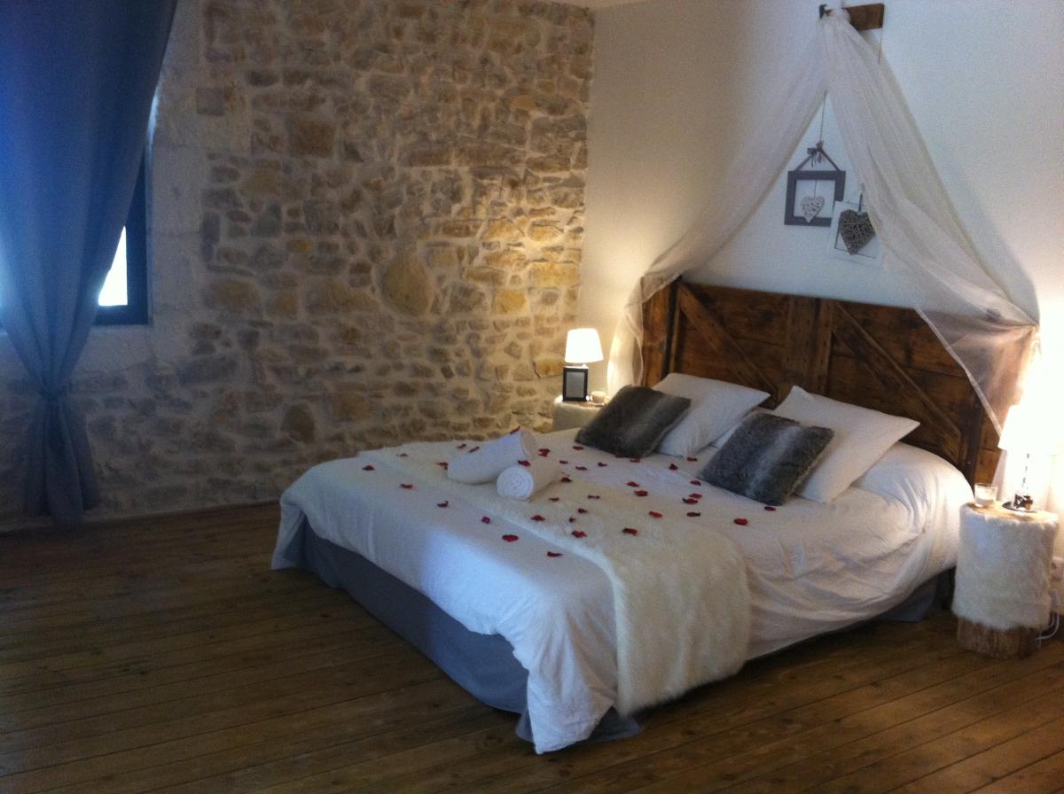 Louez Une Chambre Avec Jacuzzi Proche De Nîmes (30000 intérieur Nuit Insolite Avec Jacuzzi Privatif Languedoc Roussillon
