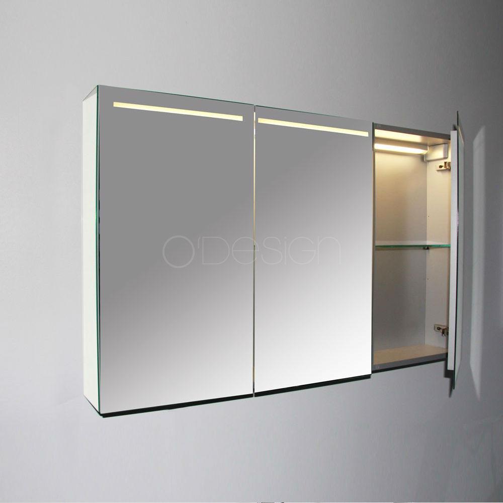 Luce Armoire Miroir De Salle De Bain tout Mirroir Salle De Bain