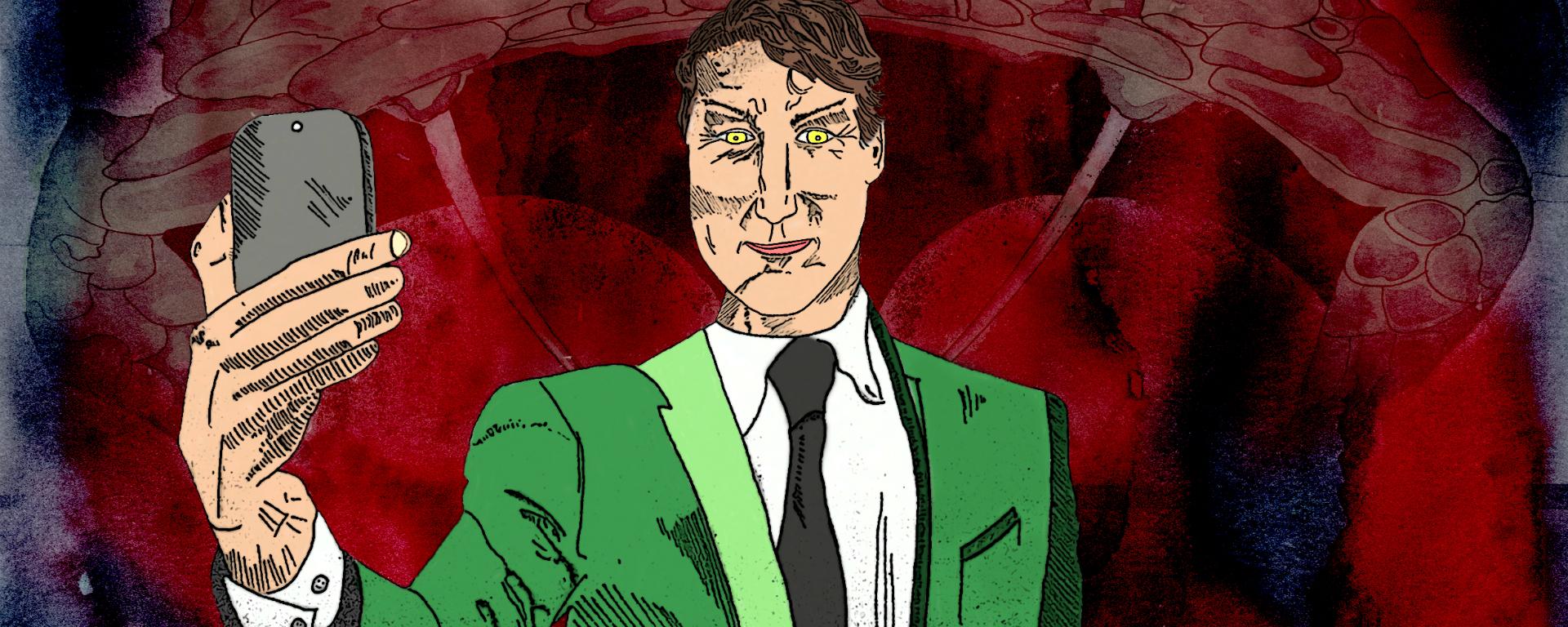 Lucien Ratio : Ceci N'est Pas Un Premier Ministre | Scène dedans Lucien Ratio