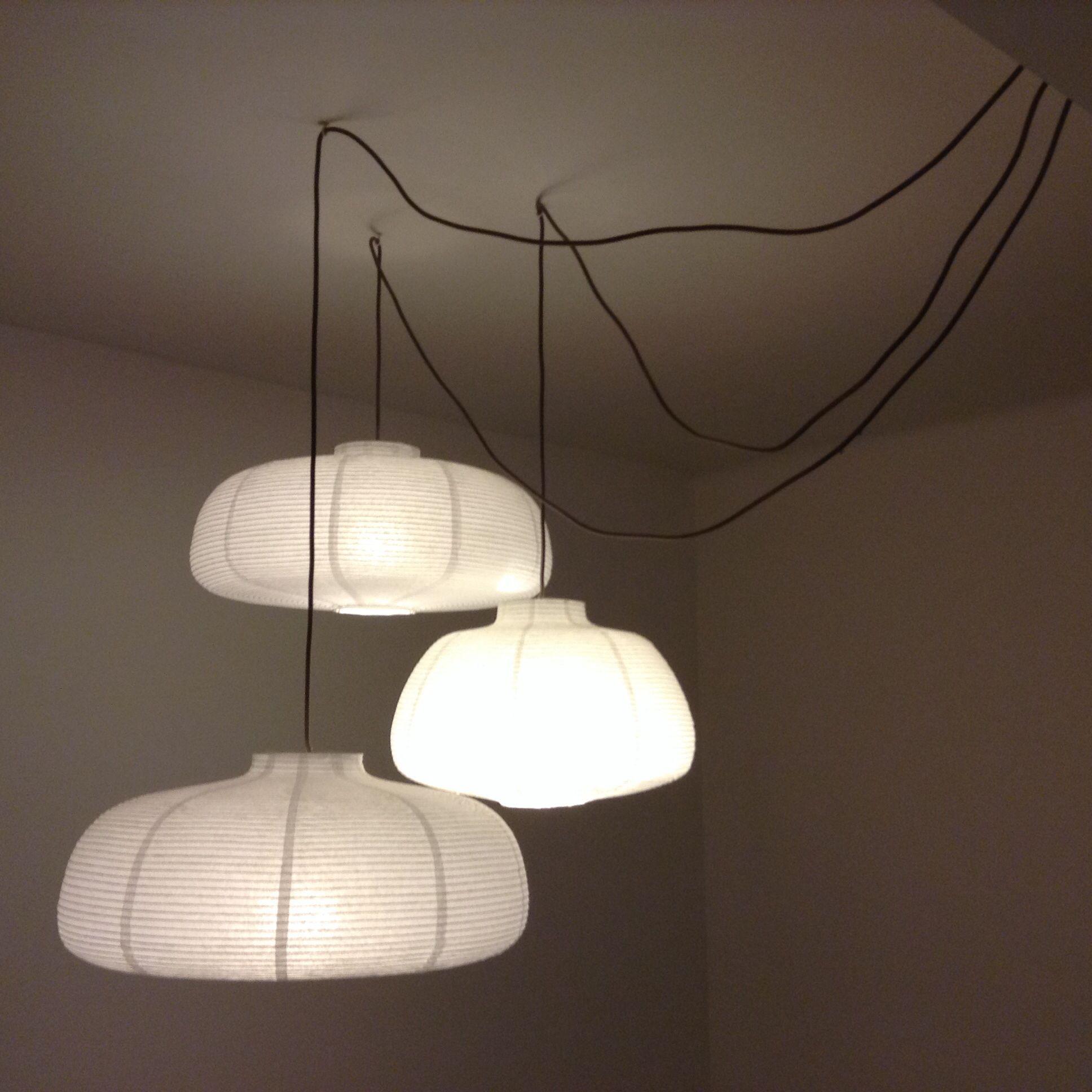 Luminaire Maison - Fils Leroy Merlin, Boules Ikea, Pour destiné Lustre Leroy Merlin