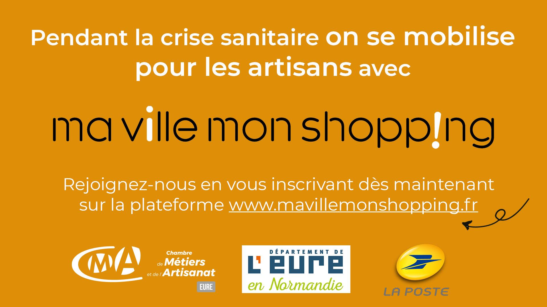 Ma Ville Mon Shopping - Chambre De Métiers Et De L'artisanat dedans Chambre Des Metiers De L Eure