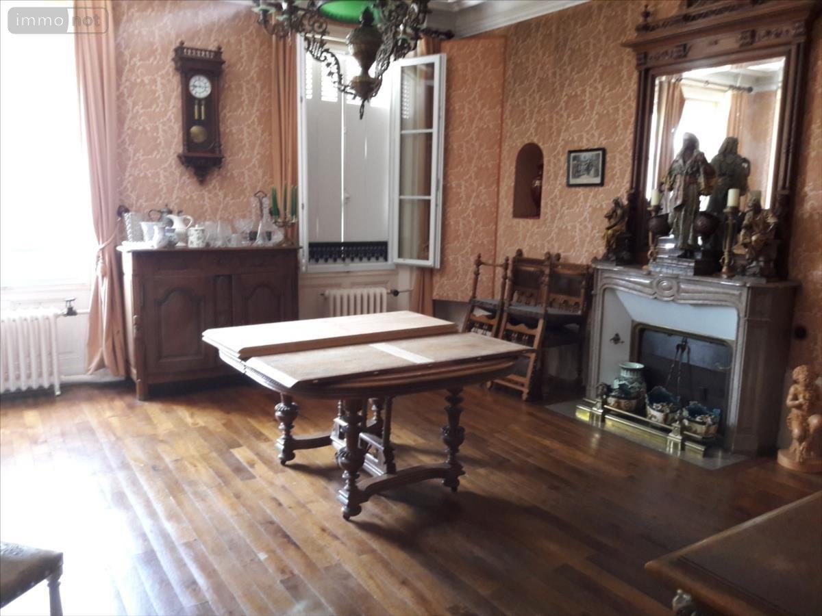 Maison À Vendre Saint-Aignan 41110 Loir-Et-Cher - 6 Pièces pour Chambre D Hote Saint Aignan Sur Cher