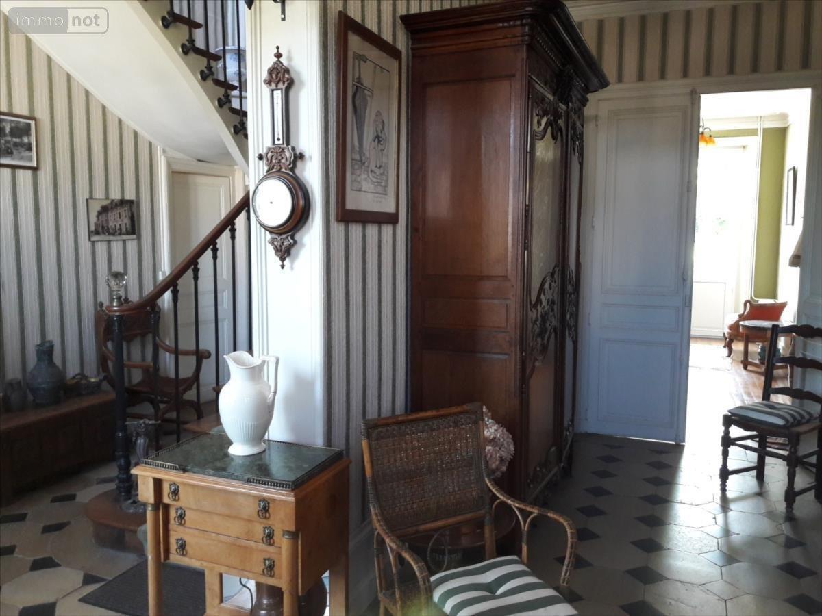 Maison À Vendre Saint-Aignan 41110 Loir-Et-Cher - 6 Pièces serapportantà Chambre D Hote Saint Aignan Sur Cher
