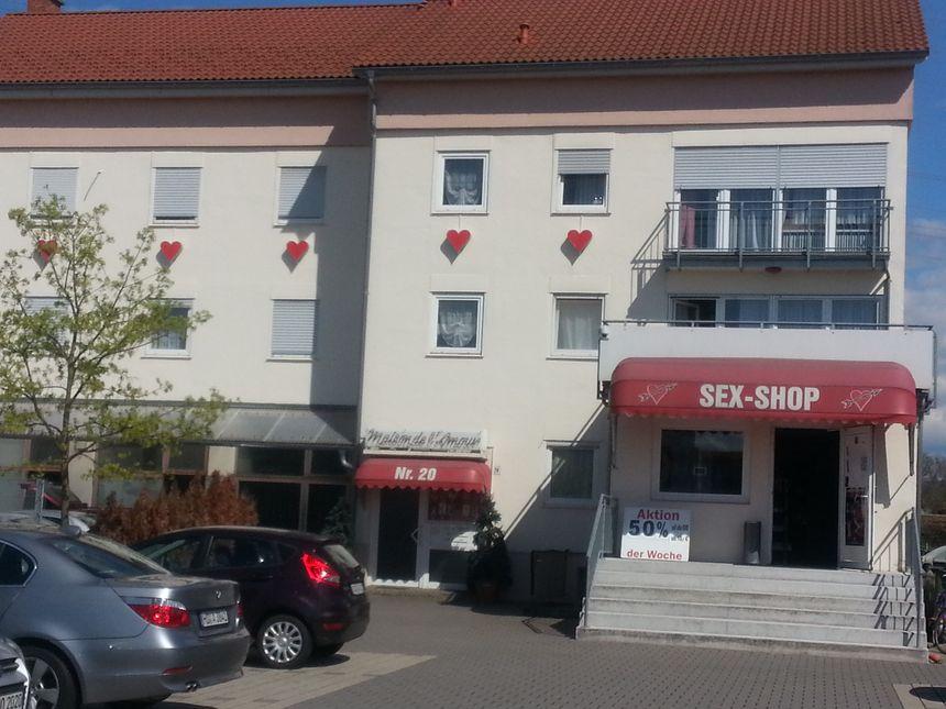 Maison Close Strasbourg – Ventana Blog tout Maison Amour Offenburg