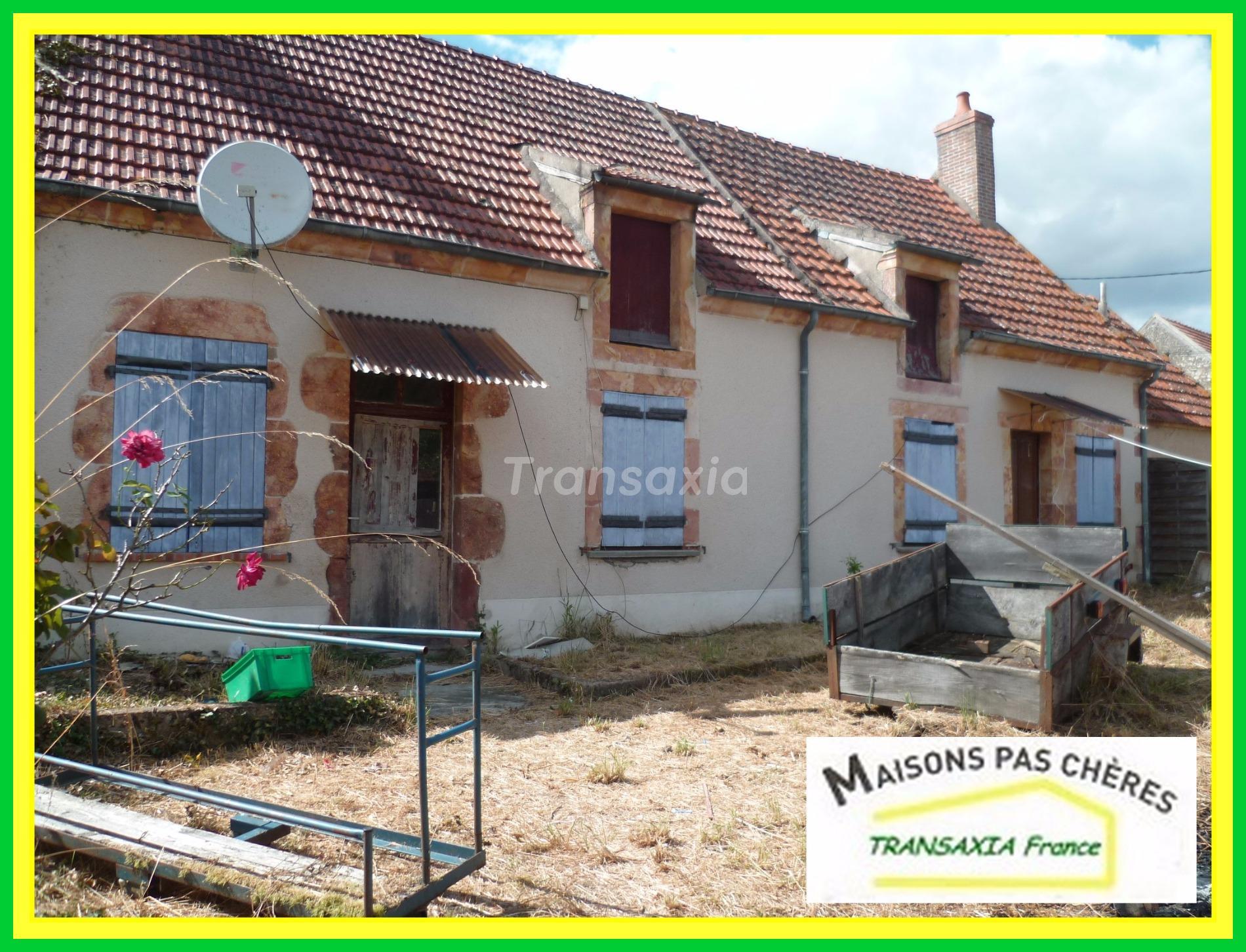 Maison De Campagne Region St Amand Montrond - Ref 133287 destiné Chambre D Hote Saint Amand Montrond