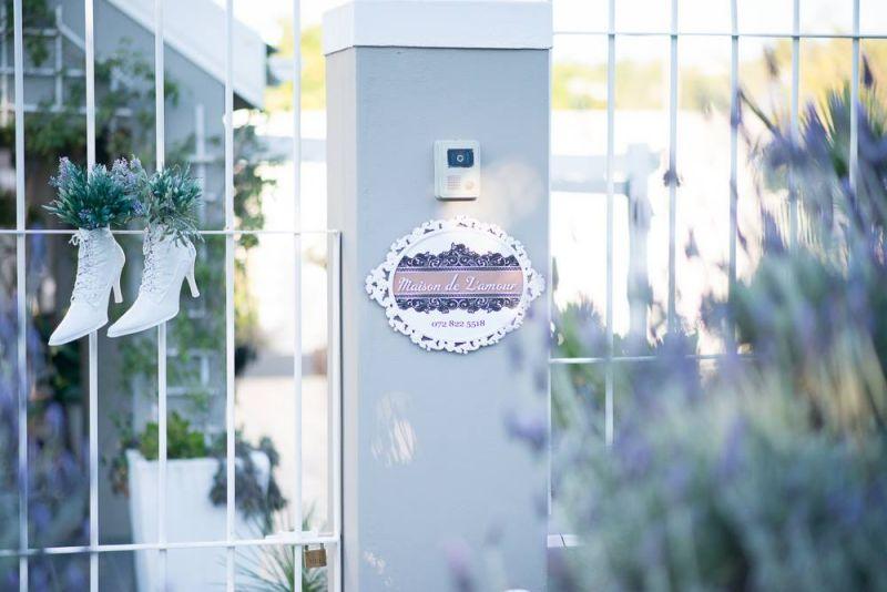 Maison De L'Amour B&B - Darling, South Africa destiné Maison De L'Amour Offenbourg