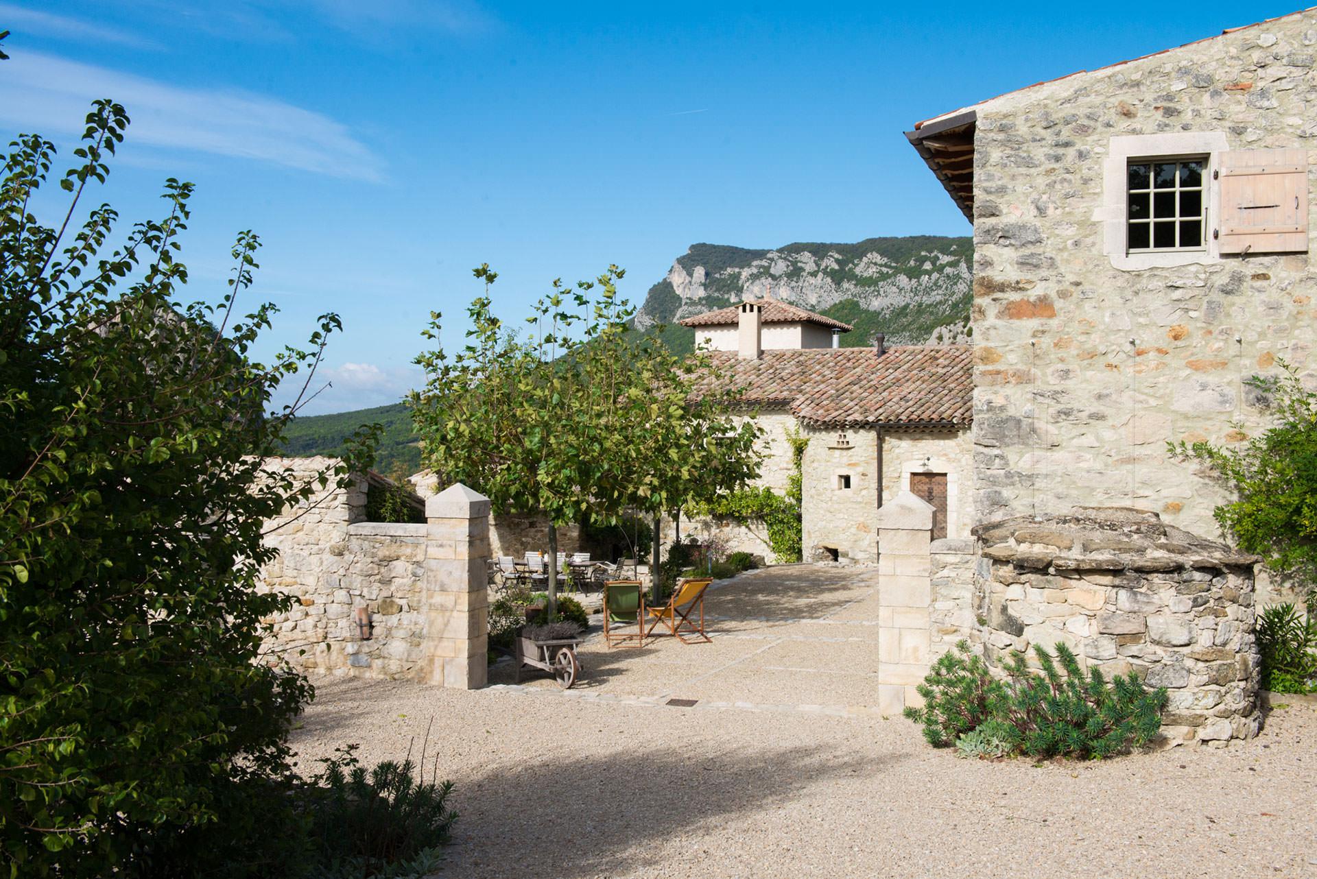 Maison Et Chambres D'hôtes Dans La Drôme concernant Chambre D Hote Saou