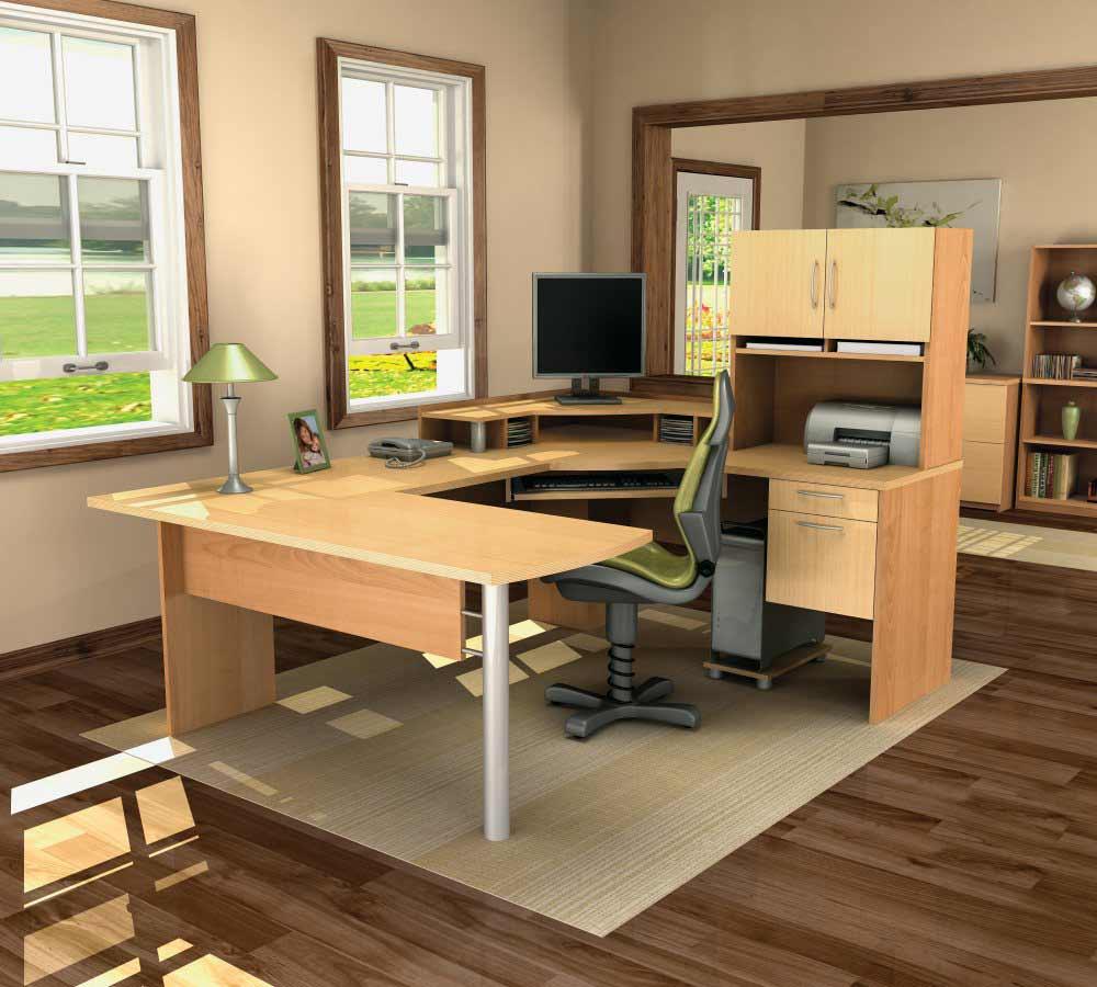 Maison Moderne Construction: Optez Pour Du Mobilier De à Meuble De Bureau